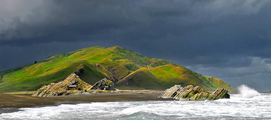 Wild West Coast NZ