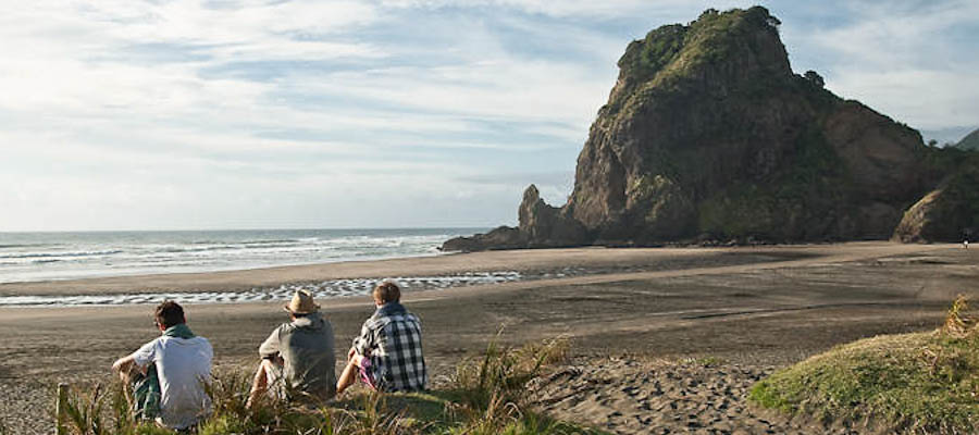 Piha Lion Rock