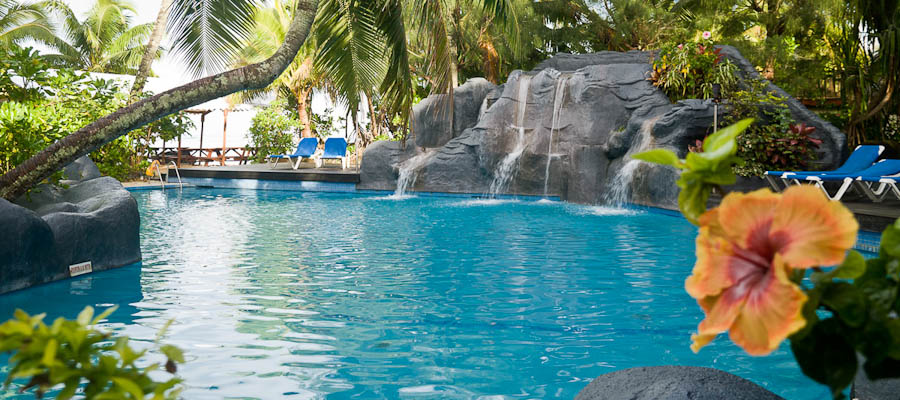 Swimming pool Resort Rarotonga